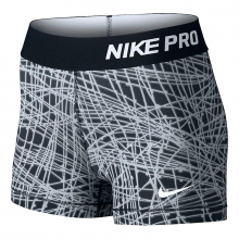 Women's Pro 3 Cool Tracer Short by Nike
