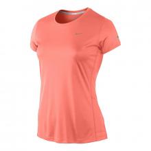 Nike Women's Miler Short Sleeve Crew Top by Nike