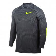 Men's Pro Hyperwarm Long Sleeve by Nike