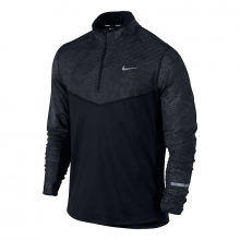 Nike Men's Element Reflective Half Zip by Nike