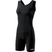 Women's Solid Modified Singlet by ASICS