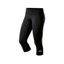 Women's Team 3/4 Capri Tight by ASICS in Lake Orion Mi