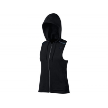 Women's Racerback Hooded Vest by ASICS