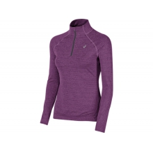 Women's Lite-Show 1/2 Zip by ASICS in Lake Orion Mi