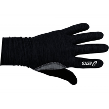 Women's Thermopolis LT Ruched Glove by ASICS in Lake Orion Mi