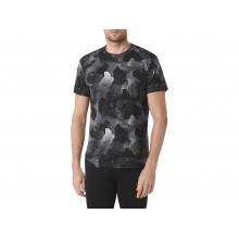 Men's fuzeX Printed Short Sleeve by ASICS