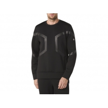 Men's Hexagon LS Crew Top by ASICS