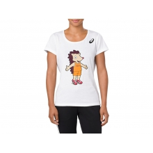 Women's Graphic Tee by ASICS in Lake Orion Mi