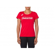 Women's Graphic Tee by ASICS