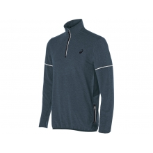 Men's Lightweight Fleece 1/2 Zip by ASICS