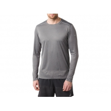 Men's Lite-Show Long Sleeve by ASICS in Mystic Ct
