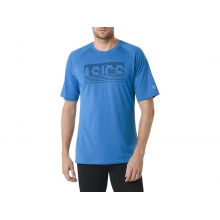 Men's Split ASICS  Tee