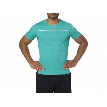 Mens Lite-Show SS Top by ASICS in Cedar Falls IA