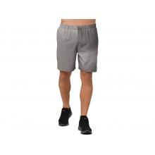 "Mens 7"" Print Short by ASICS in Mystic Ct"