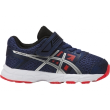 Kid's PRE-Contend 4 TS by ASICS in Mystic Ct