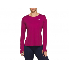 Womens' Silver LS Top by ASICS