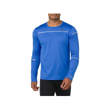 Men's Lite-Show Long Sleeve Top by ASICS