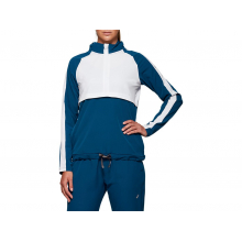 Women's Stretch Woven Track Top