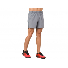 Men's Tennis 7In Short by ASICS in Mystic Ct