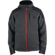 Spyder Mens Outsetter Insulated Hybrid Mid WT Core Sweater by Spyder