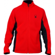 Spyder Mens Foremost Full Zip Hvy WT Core Sweater