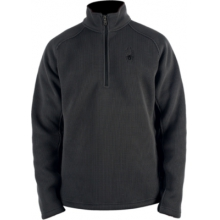 Spyder Mens Pitch Half Zip Hvy WT Core Sweater