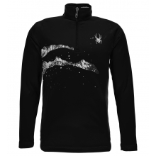 Boys' Limitless 1/4 Zip Dry We T-Neck by Spyder in Glenwood Springs CO