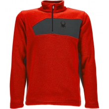 Boys' Speed Fleece Top by Spyder in Glenwood Springs CO
