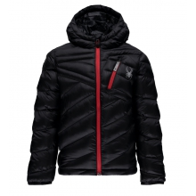 Boys' Dolomite Hoody Synthetic Down Jacket by Spyder