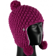 Bitsy Brrr Berry Hat by Spyder