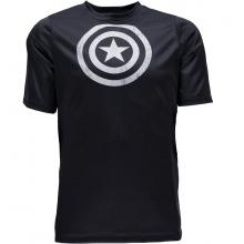 Boys' Marvel Havoc S/S Tech Te Shirt by Spyder in Delray Beach Fl
