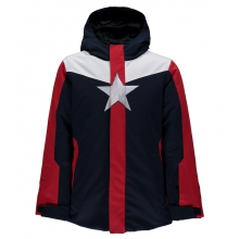 Boys' Marvel Jacket by Spyder in South Lake Tahoe Ca