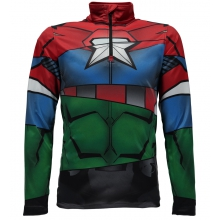 Boys' Marvel Limitless T-Neck by Spyder