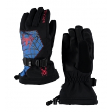 Boys' Marvel Overweb Ski Glove by Spyder
