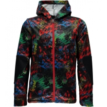 Boys' Marvel Riot Full Zip Hoody by Spyder in Glenwood Springs CO