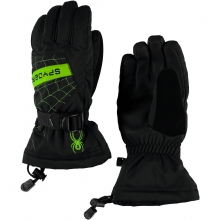Boys' Overweb Ski Glove by Spyder