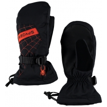 Boys' Overweb Ski Mitten by Spyder in South Lake Tahoe Ca