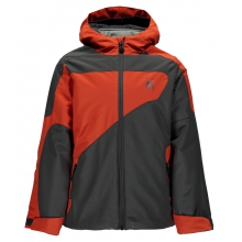 Boys' Reckon 3-In-1 Jacket by Spyder in Glenwood Springs CO