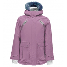 Girls' Bella Faux Fur Jacket by Spyder