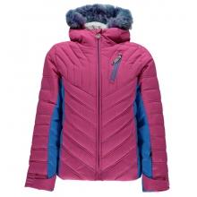 Girls' Hottie Faux Fur Jacket by Spyder