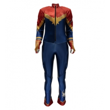 Girls' Marvel Performance Gs Race Suit by Spyder
