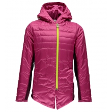 Girls' Solitude Hoody Jacket by Spyder