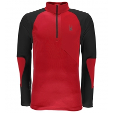 Men's Charger Thermastretch T-Neck by Spyder