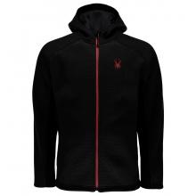 Men's Foremost Full Zip Hvy Wt Hoody Stryke Jacket by Spyder in Glenwood Springs CO
