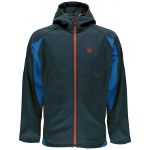 Men's Fresh Air Hoody Softshell Jacket by Spyder in Avon CO