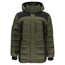 Men's Garrison Down Jacket by Spyder in Truckee Ca