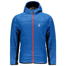Men's Glissade Full Zip Hoody Insulator Jacket by Spyder