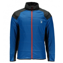 Men's Glissade Full Zip Insulator Jacket by Spyder
