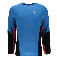 Men's Huron Crew Baselayer Top by Spyder