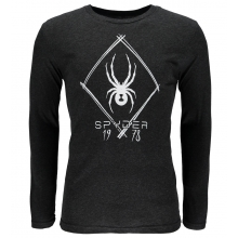 Men's Limitless Ls T-Shirt by Spyder in Avon CO
